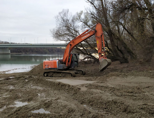 A Duna parton épülő kikötő miatt Budakalász a Kormányhivatal azonnali vizsgálatát kérte