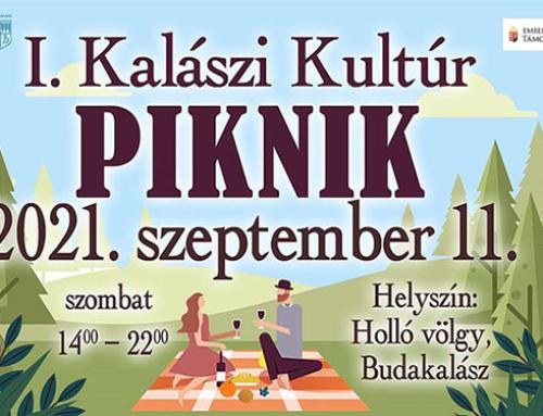 I. Kalászi Kultúr Piknik