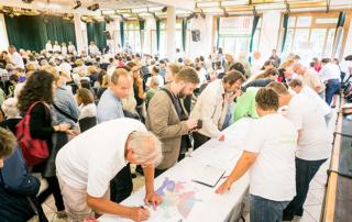 Választási program- és jelöltbemutató fórum